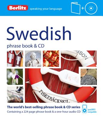 Berlitz Swedish Phrase Book + Cd By Berlitz International, Inc. (COR)